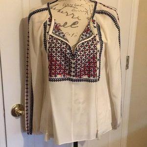 Tory Burch - silk blouse